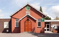 Image Olveston Parish Hall