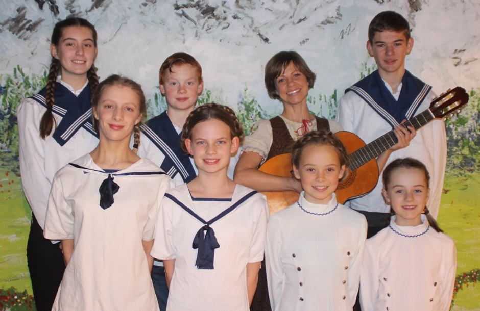 Sound of Music players